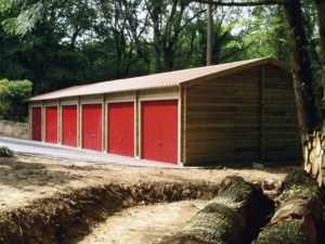 KLS SPA KLS Garages Bois 2